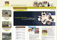 A great web design by Eye Integrated Communications, Raleigh, NC: