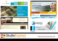 A great web design by Studio Express Advertising & Design, Denver, CO: