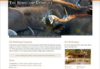 A great web design by WildWeb Marketing, Durban, South Africa: