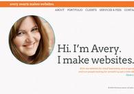 A great web design by Avery Swartz Web Design, Toronto, Canada: