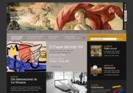 A great web design by Stella Pelagatti, Buenos Aires, Argentina: