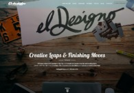 A great web design by El Designo, Edmonton, Canada: Responsive Website, Portfolio , Marketing , PHP