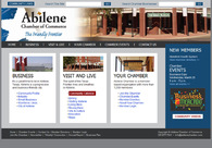 A great web design by iThink Marketing, Fort Worth, TX: