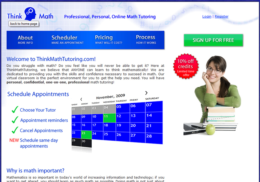 A great web design by FutureKode, Portsmouth, United Kingdom: