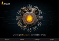 A great web design by Arsum, Dnepropetrovsk, Ukraine:
