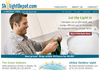 A great web design by Eli Van Zoeren, Eugene, OR: