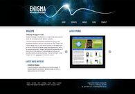 A great web design by Enigma Web Design & Development, Perth, Australia: