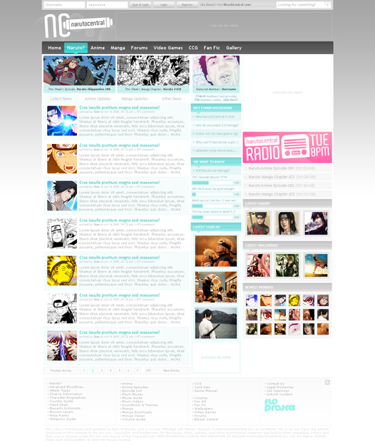 A great web design by KreativFlo, New York, NY: