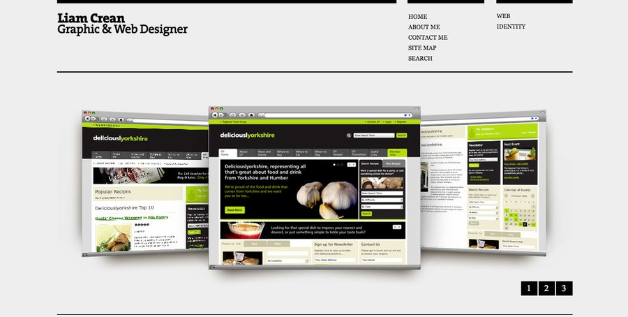 A great web design by southpolecreative.com, Atlanta, GA: