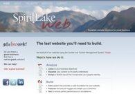 A great web design by Spirit Lake Web, Denver, CO: