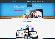 A great web design by UpTrending, San Francisco, CA: Responsive Website, Marketing Website , Service , Wordpress
