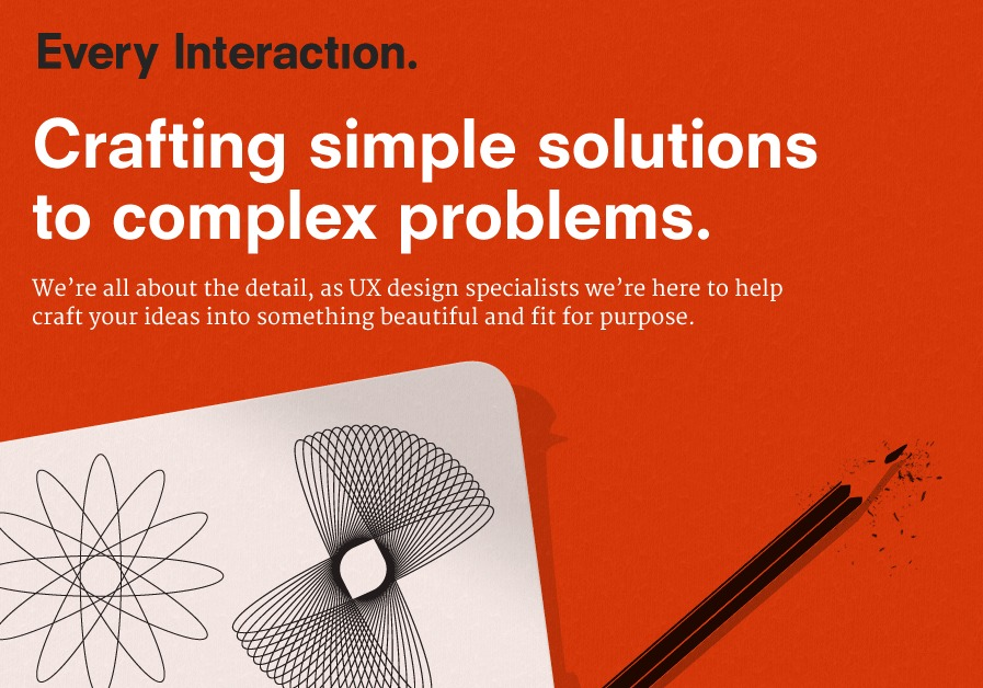 A great web design by Every Interaction, London, United Kingdom: