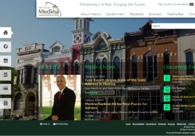 A great web design by Western Reserve Internet Services, Cleveland, OH: Responsive Website, Other, Government , ColdFusion