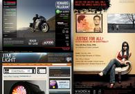 A great web design by inkblot CREATIVE, Los Angeles, CA: