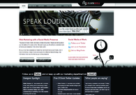 A great web design by Five O'Clock Media, Minneapolis, MN: