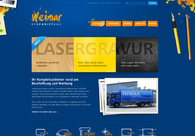 A great web design by signalfeuer., Frankfurt, Germany:
