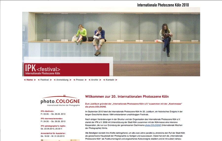 A great web design by der springende punkt, Cologne, Germany: