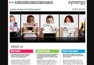 A great web design by synergy agency, Birmingham, United Kingdom: