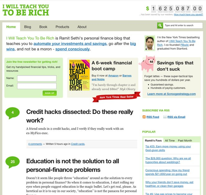 A great web design by Ben Bleikamp, San Francisco, CA: