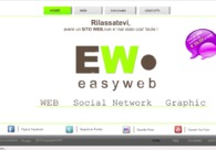 A great web design by EASYWEB  Web factory, Parma, Italy: