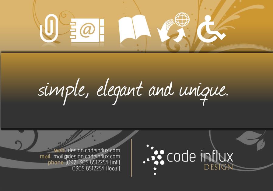 A great web design by Code Influx, Rawalpindi, Pakistan: