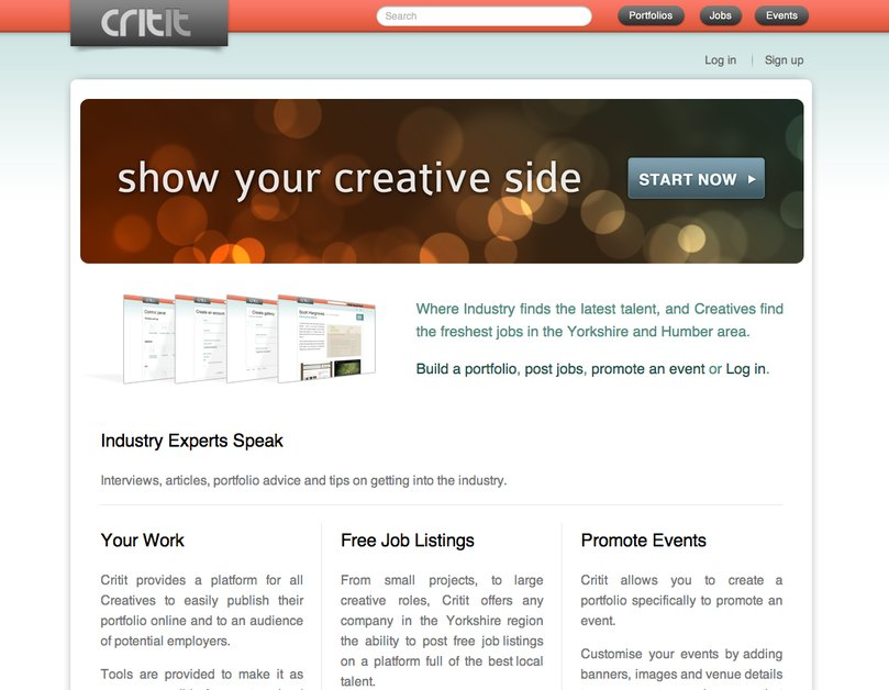 A great web design by Fourleaves, Hull, United Kingdom: