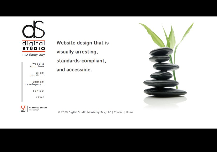 A great web design by Digital Studio Monterey Bay, Monterey, CA: