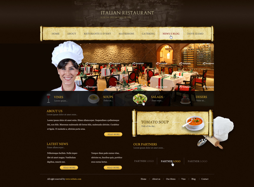 A great web design by Michal09 Web Design, Bialystok, Poland: