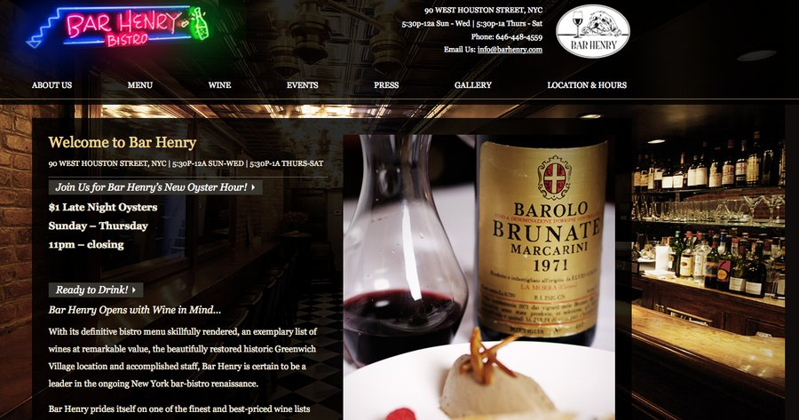 A great web design by Good Corporate Citizen, New York, NY:
