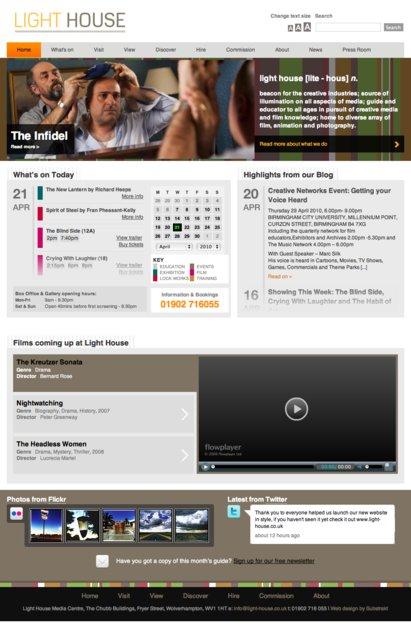 A great web design by Substrakt, Birmingham, United Kingdom: