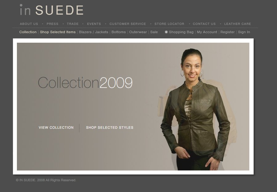 A great web design by Cidamon, New York, NY: