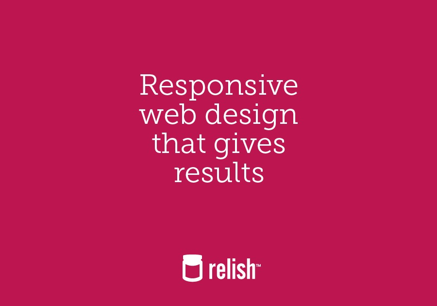 A great web design by Relish, London, United Kingdom: