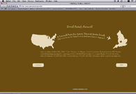 A great web design by Brown Hornet Design, Inc., Baltimore, MD: