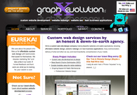 A great web design by graphXevolution, Allentown, PA: