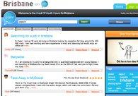 A great web design by Dallas Clark, Brisbane, Australia: