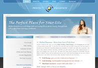 A great web design by Perfect Presence Inc., Reading, PA: