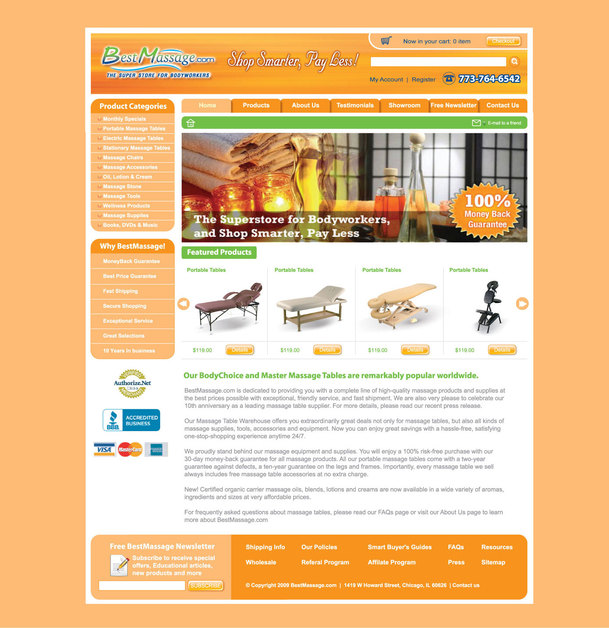 A great web design by Ritwik Software, Wilmington, DE: