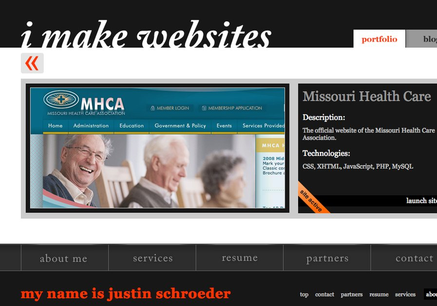 A great web design by jpschroeder.com, Harrisonburg, VA: