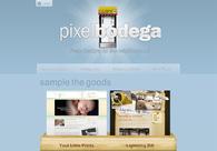A great web design by Pixel Bodega, Dallas, TX: