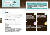 A great web design by SearchViz, Nashville, TN: