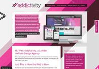 A great web design by Addictivity, London, United Kingdom: