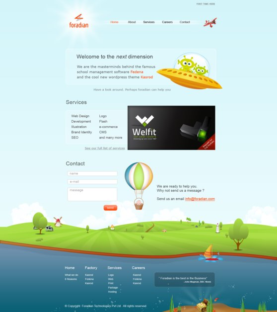 A great web design by WeServeCoffee.com, New York, NY: