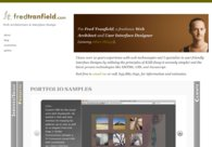 A great web design by fredtranfield.com, Atlanta, GA:
