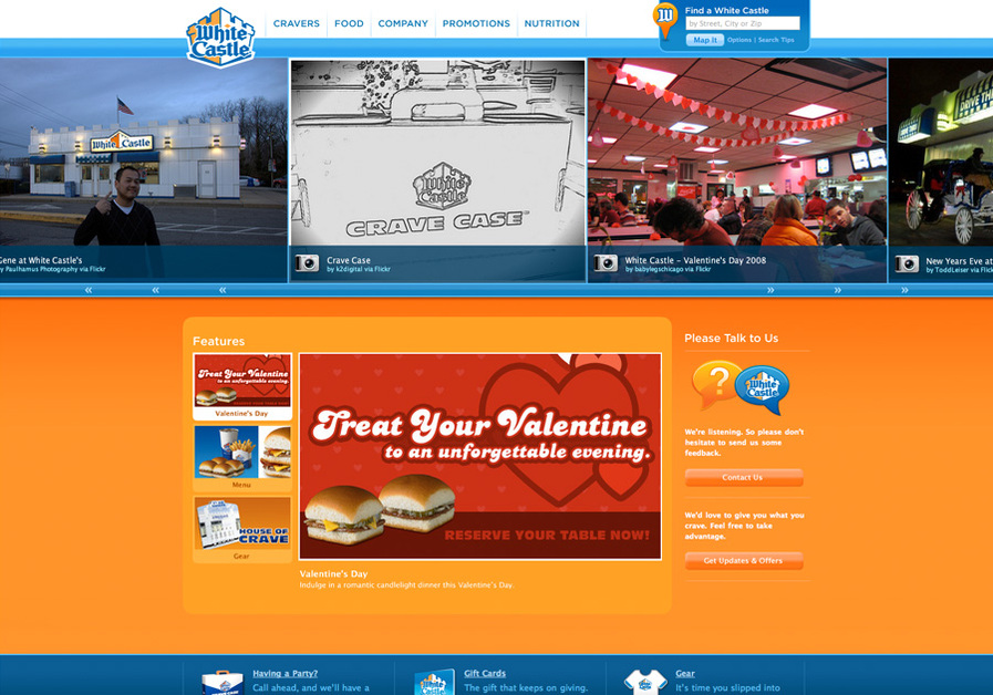 A great web design by Ample, Cincinnati, OH: