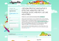 A great web design by Chapolito Creative Design, San Diego, CA: