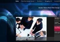 A great web design by Boston Metro-West Web Design, Boston, MA: