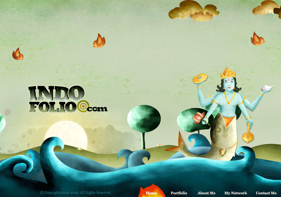 A great web design by ProductiveDreams, Bangalore, India: