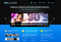 A great web design by Eye View Design, Lisbon, Portugal:
