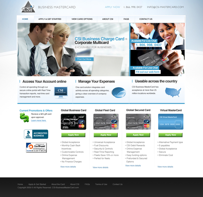 A great web design by RT Design Group, Naples, FL: