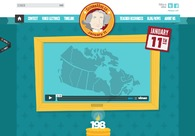 A great web design by Spotvin Inc., Windsor, Canada: Website, Other, Non Profit , PHP